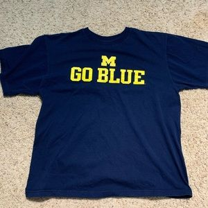 Michigan shirt